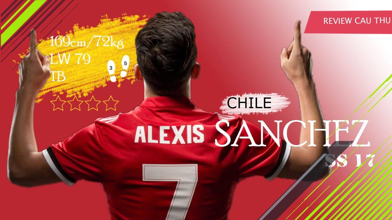 Alexis Sanchez 17 – Không Xứng Tầm Số 7 Ở Old Trafford