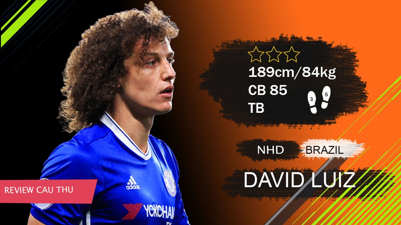 review david luiz nhd