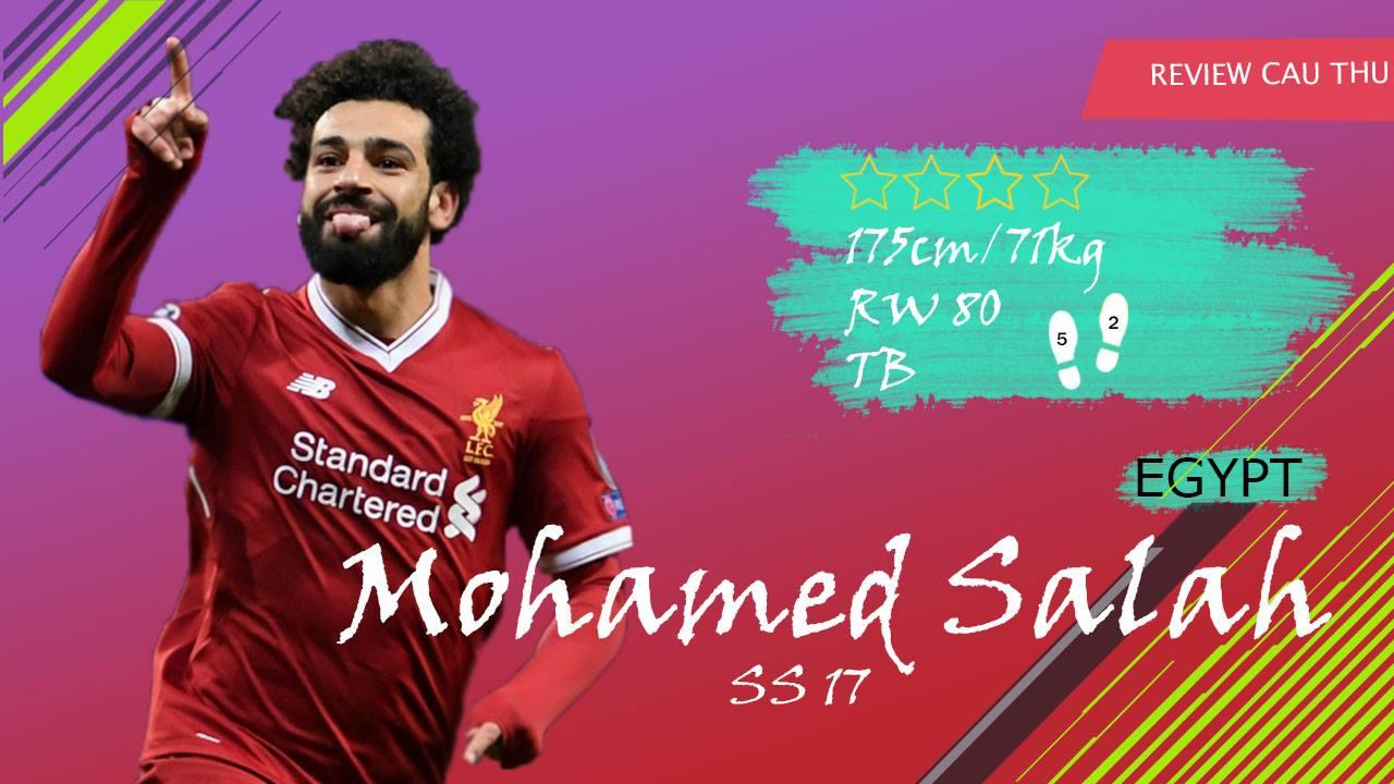 """Mohamed Salah 17 – """"Messi Của Ai Cập"""""""