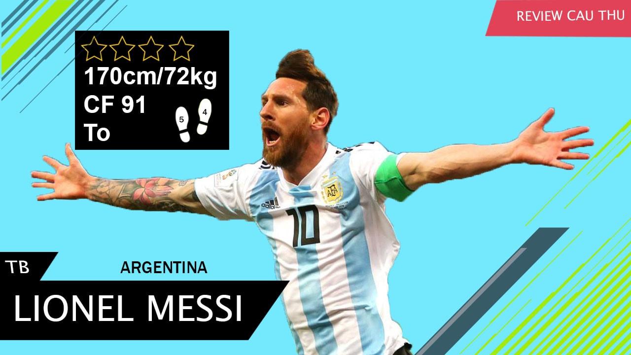 Messi TB – Hành Trình Còn Dang Dở Ở ĐT Quốc Gia