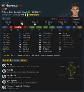 neymar 17