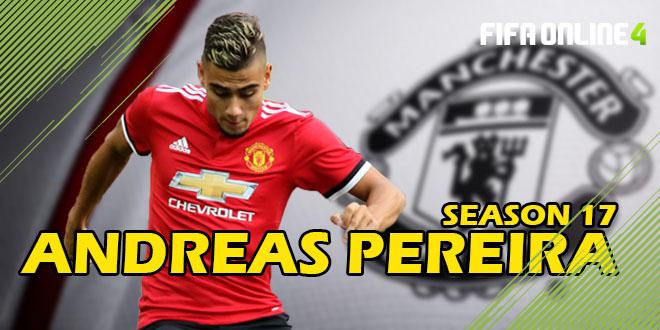 Andreas Pereira 17 FO4 – Quỷ Đỏ Ra Đi Để Trở Về