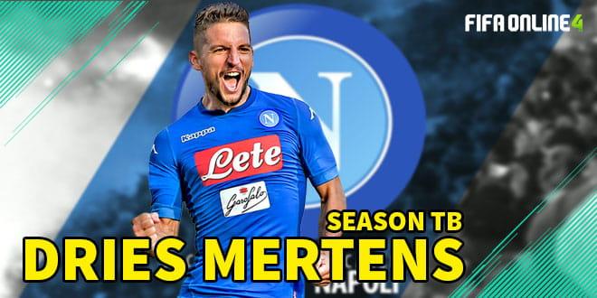 Review Dries Mertens TB Trong FO4-Phiên Bản Messi Giá Rẻ