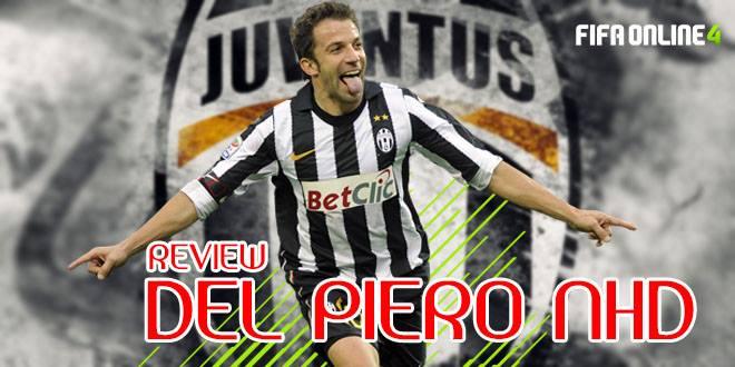 Review Del Piero NHD – Trái Tim Dành Trọn Cho Thành Torino