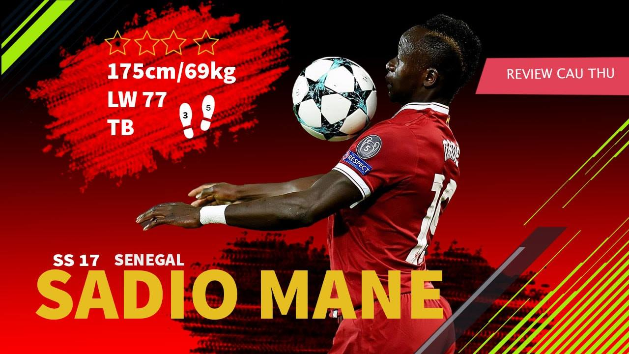 Sadio Mane 17 FO4 – Run Run Run Run Run And Run