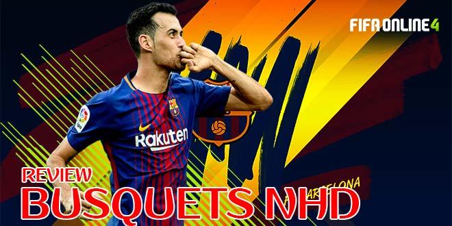 Review Busquets NHD Trong FO4-Người Hùng Thầm Lặng Ở Camp Nou