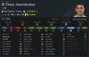 CHI SO THEO HERNANDEZ 17 FO4