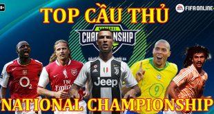 FO4 NATIONAL CHAMPIONSHIP