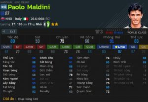 Maldini NHD fo4