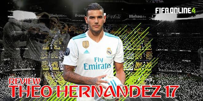 Review T. Hernandez 17 +5 FO4-LB Lương Thấp Nhưng Chất Hiện Nay