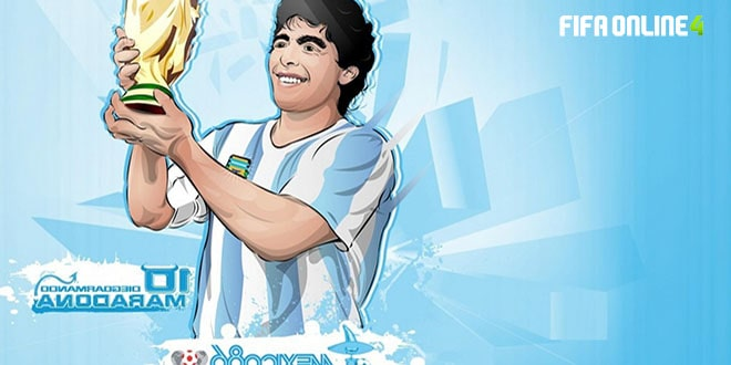 Review Maradona NHD FO4 – Cậu Bé Vàng Argentina
