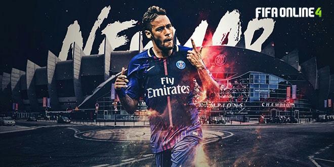Review Neymar Mùa NHD (National Hero Debut) Trong FO4