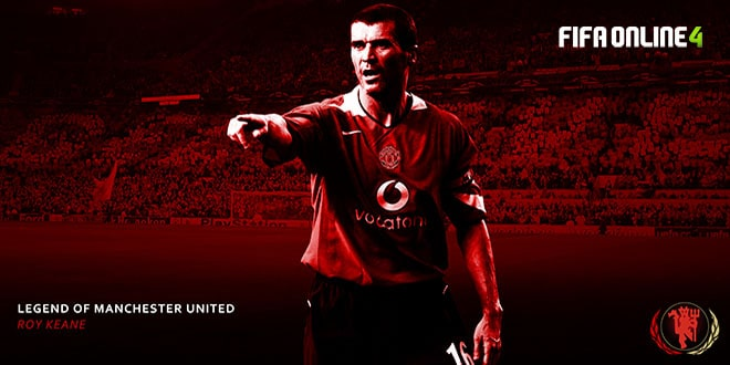 Review Roy Keane Mùa TT (Top Transfer) Trong FiFa Online 4