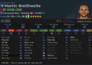 Braithwaite TB