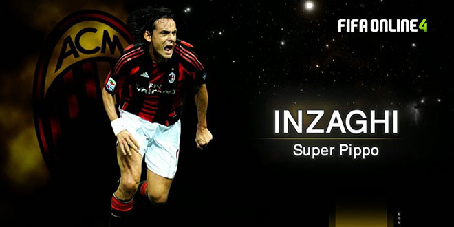 Review Inzaghi Mùa TT (Top Transfer) Trong FiFa Online 4