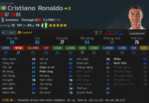 Ronaldo mua 18 fo4