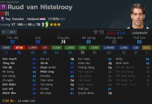 van Nistelrooy mua tt fo4