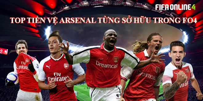 top tien ve arsenal trong fo4
