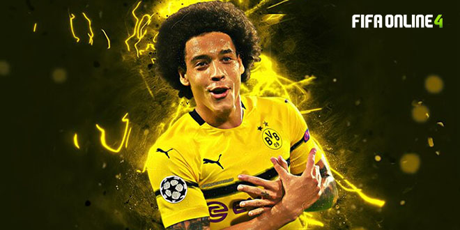Review Axel Witsel Season 18 +5 Trong FiFa Online 4