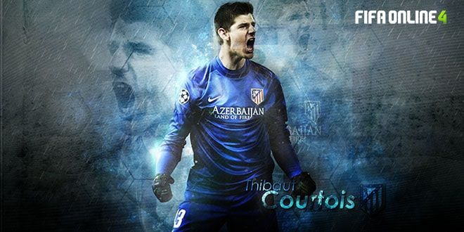 Review Thibaut Courtois Mùa NHD Trong FiFa Online 4