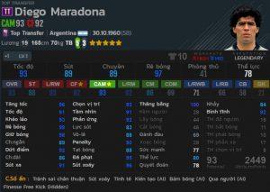 Diego Maradona TT