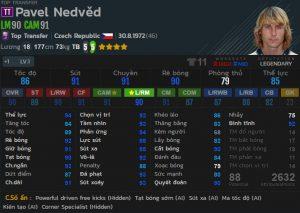 Pavel Nedved TT