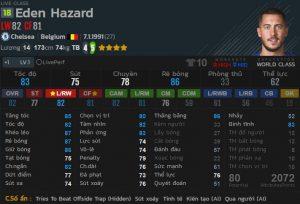 hazard 18