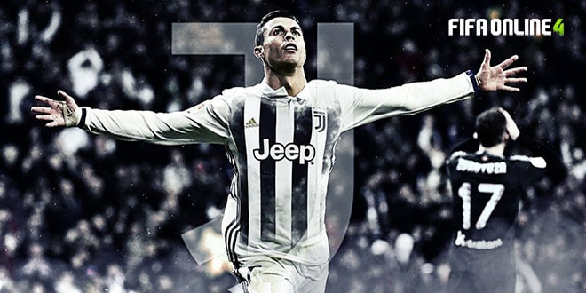 Review Cristiano Ronaldo Mùa 18PL Trong FiFa Online 4