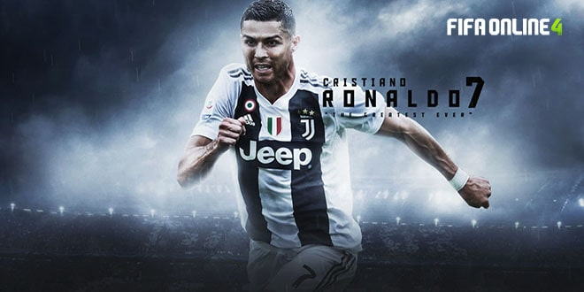 Review Cristiano Ronaldo Mùa 19 TOTY Trong FO4