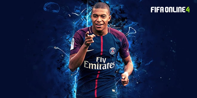 Review Kylian Mbappe Mùa 19 TOTY Trong FiFa Online 4