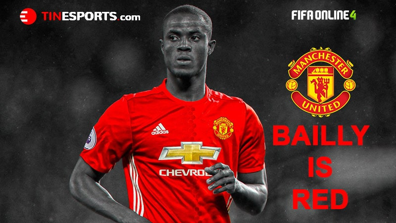 Review Eric Bailly Mùa TT (Top Transfer) Trong FiFa Online 4