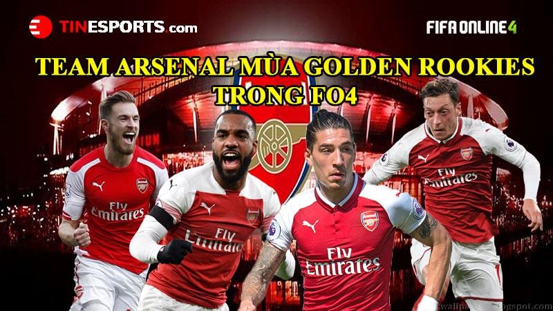 Team Arsenal – Những Cái Tên Đáng Chú Ý Nhất Mùa GR-min