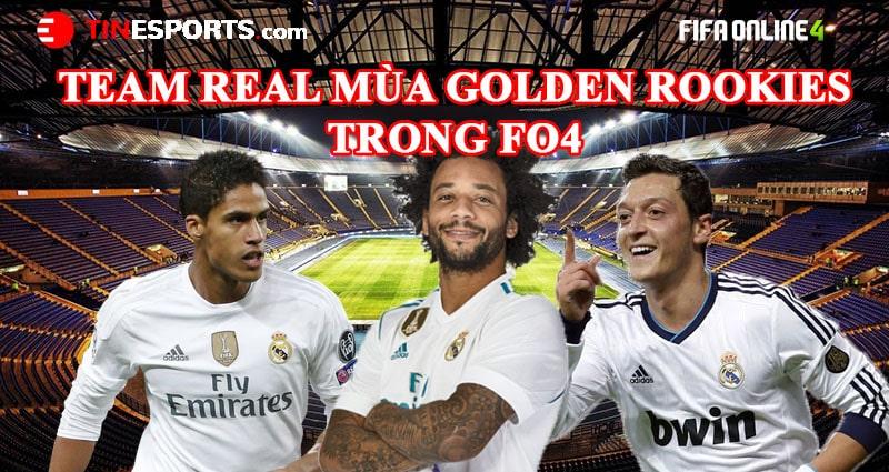 Team Real Madrid - Những Cái Tên Đáng Chú Ý Nhất Mùa GR-min