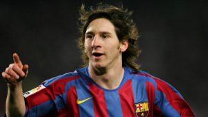Lionel Messi - tin esports
