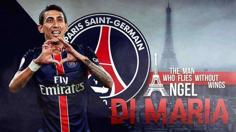 Review Angel Di Maria Mùa GR Trong FiFa Online 4