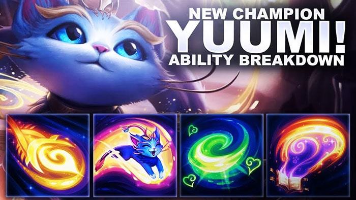 LMHT – Đây có thể là bộ kỹ năng của tướng mới Yuumi