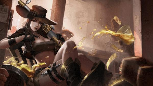 LMHT – Những Tướng Nữ Có Đôi Mắt Đẹp Nhất Liên Minh Huyền Thoại