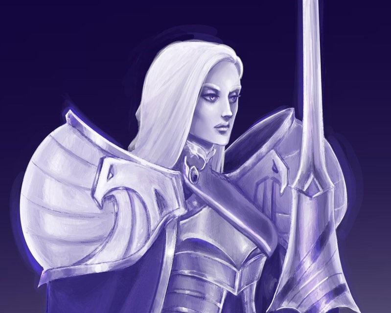 LMHT – Vị Tướng Mới Là Người Thuộc Gia Tộc Crownguard Của Demacia