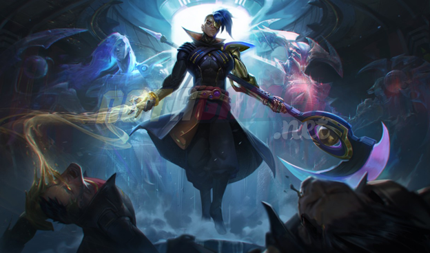 LMHT - Riot Se Ra Mat Announcer Pack Thay Doi Giong Noi Trong Game