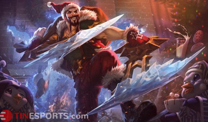 LMHT - Riot Games Chinh Thuc Len Tieng Ve Cha Cua Sett