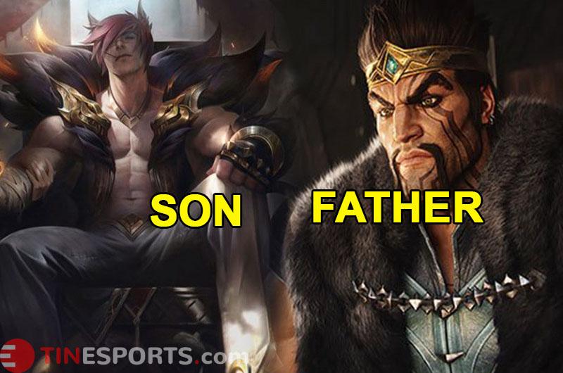 LMHT – Riot Games Chính Thức Lên Tiếng Về Cha Của Sett