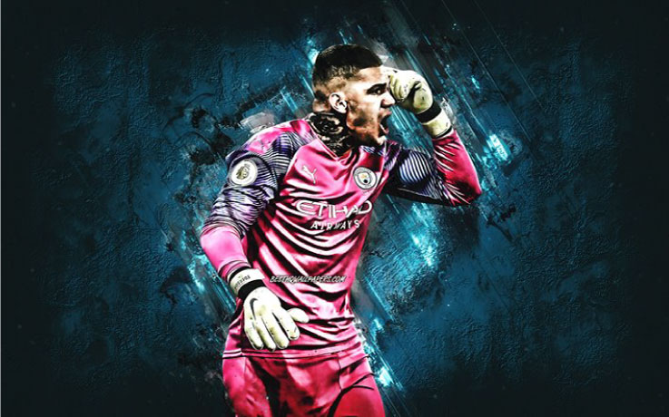 Review Ederson 20TOTYN Trong FiFa Online 4