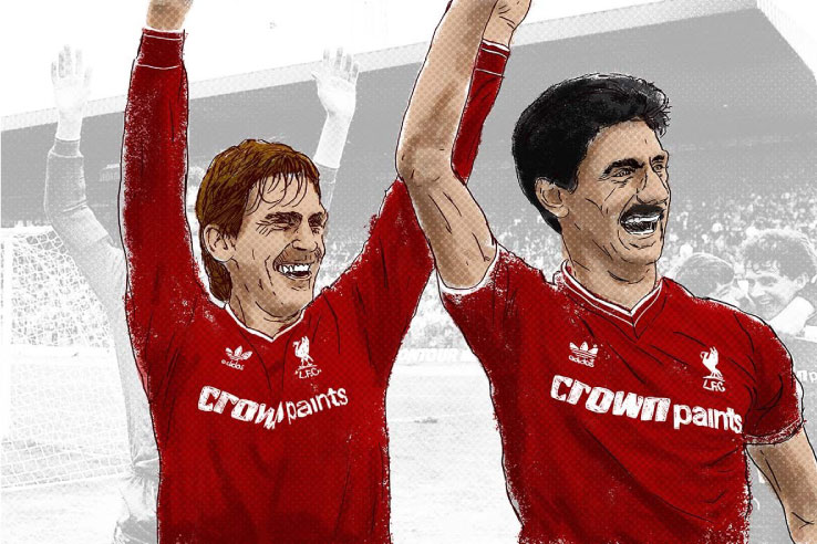 Review Ian Rush ICON Trong FIFA Online 4