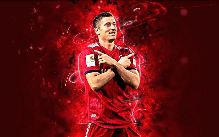 Review R. Lewandowski 20TOTYN Trong FIFA Online 4