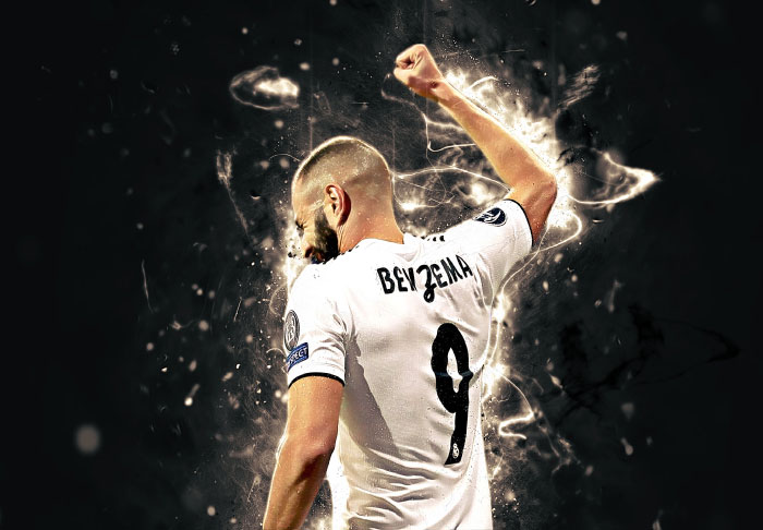 Review K. Benzema 20TOTYN Trong FIFA Online 4