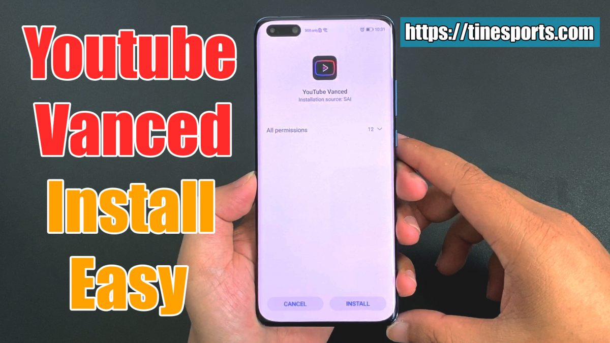 How to Install Youtube Vanced 15.05.54 Very Easy